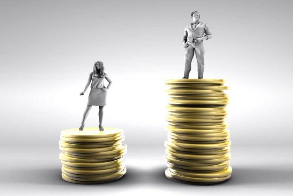 פערי שכר גדולים בין נשים לגברים הם עדיין מציאות בולטת גם בשנת 2020