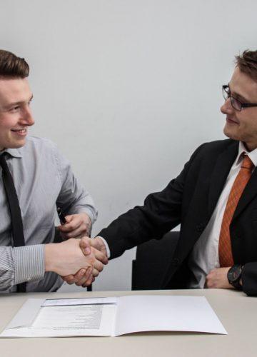 הסכם העסקה